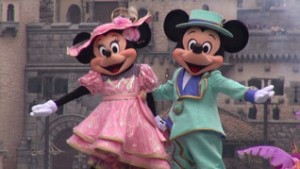 <ディズニーシー初開催のイースターイベントは、ファッショナブル・イースター!>